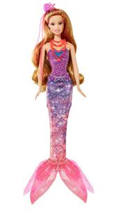 amazon barbie secret door transforming 2 1 mermaid