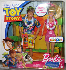 Barbie Ken Halloween Costume Toy Story Hawaiian Vacation Barbie Ken Toy Story Party