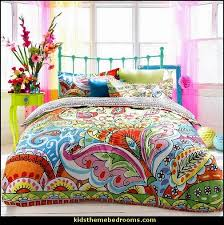 Colorful Comforters For Girls Funky Bedding For Adults Decorating Theme Bedrooms Maries