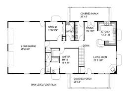 House Plans Without Garage 100 Eplans Ranch Modern House Plan 1246 The Houston The
