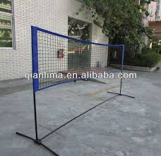 Backyard Volleyball Nets Volleyball Net Stand Volleyball Net Stand Suppliers And