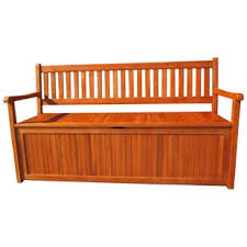 Garden Bench With Storage Storage Garden Benches Wayfair Co Uk