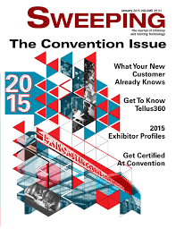 sweeping magazine january 2015 convention issue by national