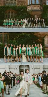top 5 rules of choice of short bridesmaid dress in color and