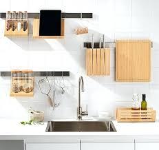 barre de rangement cuisine noir cuisine thèmes avec supplémentaire barre de rangement cuisine