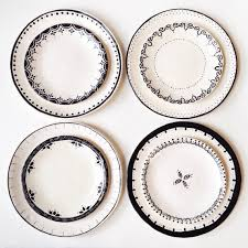 celebration plates wedding registry set of 8 4 dinner 4 dessert poolside plates