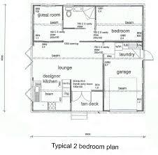 Two Bedroom Cottage Floor Plans 2 Bedroom Floor Plan Beautiful Pictures Photos Of Remodeling