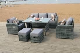 Patio Furniture Rattan Rattan Table And Chairs Garden Furniture U2013 Exhort Me