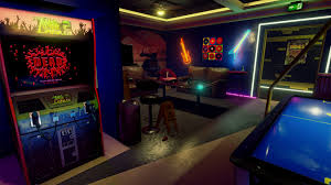 new retro arcade neon u0027 launches on steam for htc vive
