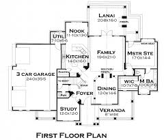 family floor plans wyndsong farm 5219 3 bedrooms and 2 baths the house designers