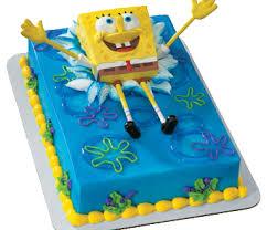 spongebob birthday cakes cakes cupcakes hot breads