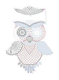 crochet owl pattern by tasamajamarina deviantart com on