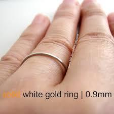 thin gold wedding band wedding rings 1 5mm platinum wedding band 1mm gold wedding