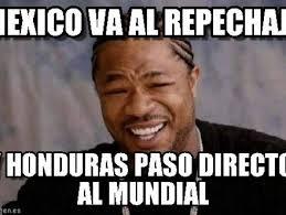 Memes Mexico - méxico honduras los memes del partido por la copa de oro 2017