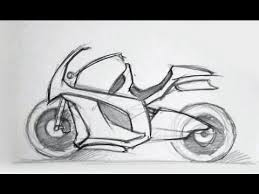 motorcycle design sketch 2013 youtube