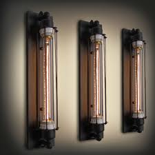 industrial wall sconce lighting light industrial wall sconce home mount light more sophisticated