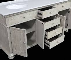 holbrook double 72 inch transitional bathroom vanity whitewash