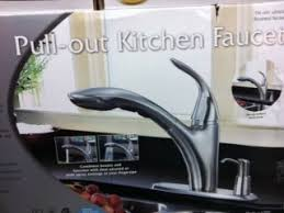 water ridge kitchen faucets water ridge pull out kitchen faucet
