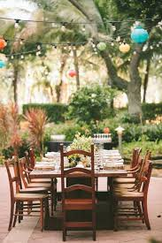 Patio Furniture West Palm Beach Fl Al Fresco Rehearsal Dinner Inspiration At West Palm Beach Marriott