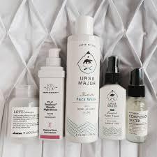 best organic skin care products u2014 beautyaffair