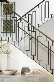 Handrail Banister Spindle Design 2017 Trends Style At Home Pinterest Metal
