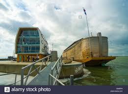 reconstruction of noah s ark lelystad the netherlands