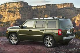 2008 jeep patriot limited mpg 2008 jeep patriot used car review autotrader