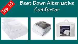best down alternative comforter review best down alternative