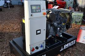 deutz agotó la primera serie de preventa de los generadores dps