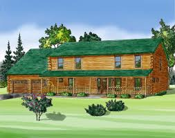 natural design of the log cabin modular home floor plans that has