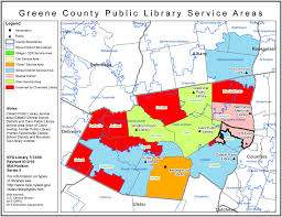 New York State Counties Map by Greene County Find Your Public Library In New York State Library