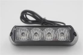 strobe lights for car headlights higher star tir 4w led car external warning lights headlight grill