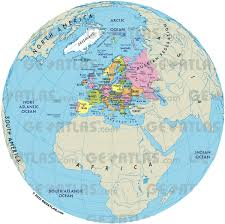 maps for globe geoatlas world maps and globe europe map city within of