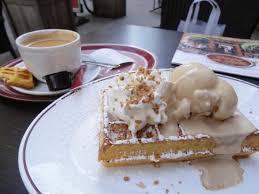 lille cuisine desire de lille waffle and coffee picture of desire de lille