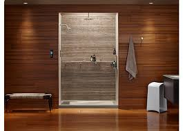 Bathroom Shower Wall Ideas Shower Walls Bathroom Kohler