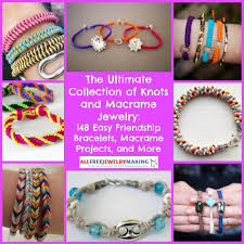 bracelet free friendship images The ultimate collection of knots and macrame 148 easy friendship jpg