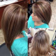 what do lowlights do for blonde hair red brown lowlights and blonde highlights hair nails makeup