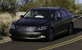 lexus ls 460 horsepower 2008 2008 lexus ls600hl car and driver youtube