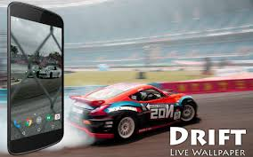 drift live wallpaper android apps on google play