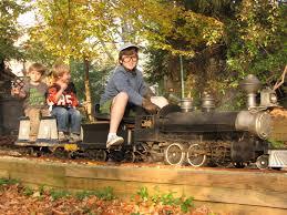 2011 live steam halloween haunted garden railway backyard railroad