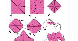 cara membuat origami kincir angin cara membuat origami bunga teratai alina daya nurul ashifa