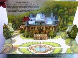 castles pop up book