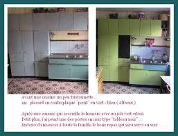 relooking cuisine avant apr鑚 awesome idée relooking cuisine repeindre sa cuisine avant apres