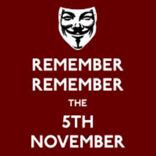 November Meme - fifth of november know your meme