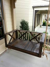 best 25 porch swing beds ideas on pinterest porch bed hanging