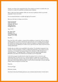 how to set up a cover letter example of an networking cover