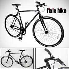 black friday bicycles fixed gear bikes new 54cm black fixed gear bike single speed