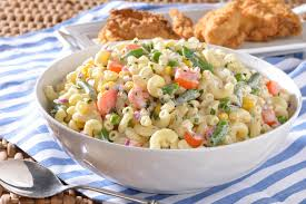 classic pasta salad classic birds eye macaroni salad birdseye