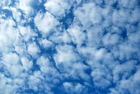 pattern of white clouds in streaks gallery reading the clouds clouds types shapes images