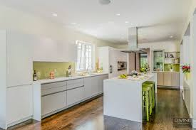 kitchen and bathroom design using green in kitchen or bathroom design